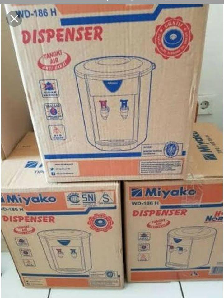 Dispenser Air Miyako Wd 186 H By Mr.elektronik.