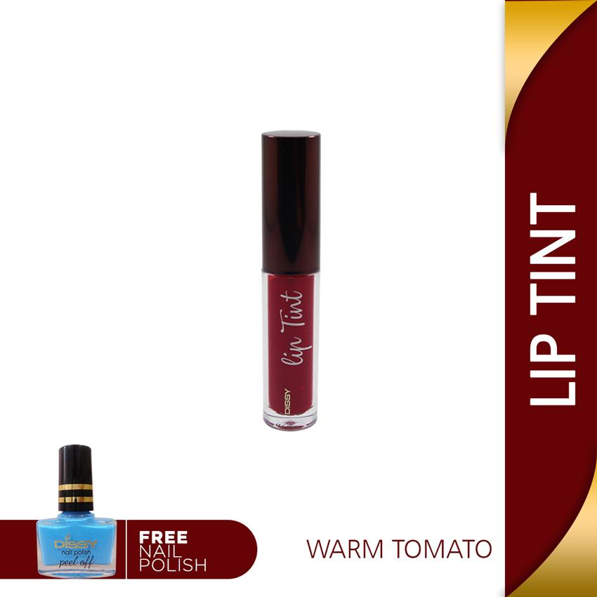 New Dissy Liptint Warm Tomato By Dissy Cosmetics Official.