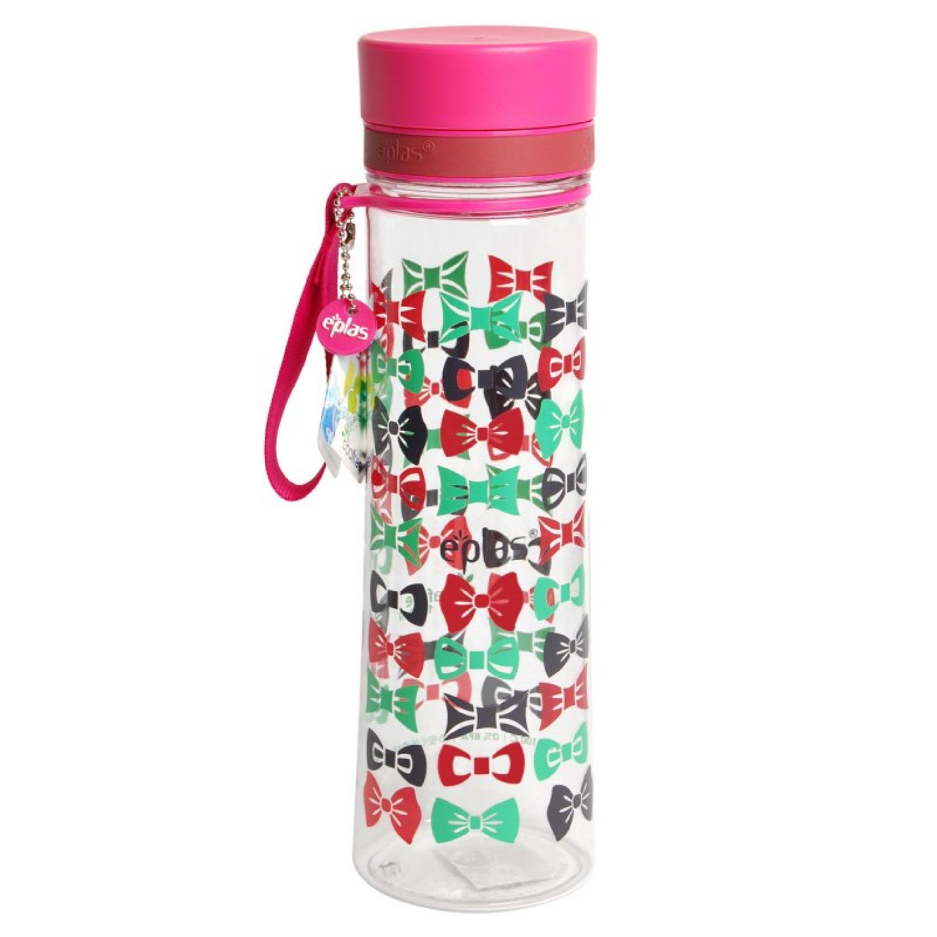 Eplas BPA Free Bottle - Pink - 1000 ml