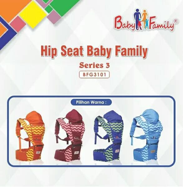 PROMO Hipseat baby family BFG 3101/hipseat babyscots BFG 3101/gendongan bayi - iaaJqGcZ