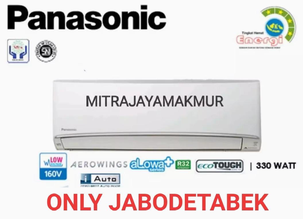 Ac Panasonic 1 5PK CS-YN12TKJ STANDART R32