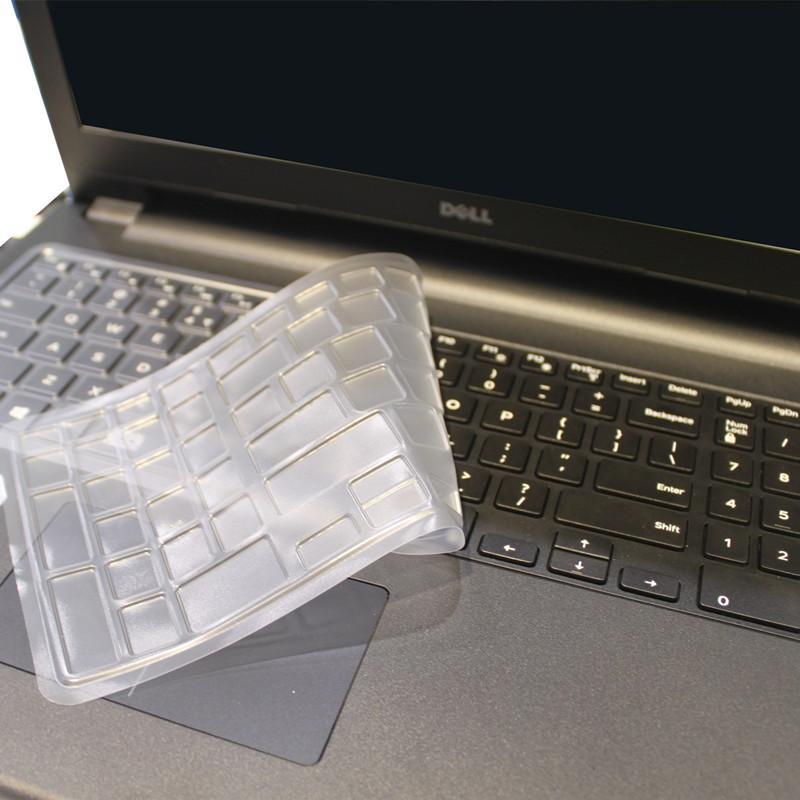 Dell Inspiron 5000 5570 15MR 7627 S/7748 S/7548 s Keyboard notebook pelindung layar pelindung notebook suku cadang TPU Aotu Sarung pelindung Set Alas peralatan Tahan Air anti debu