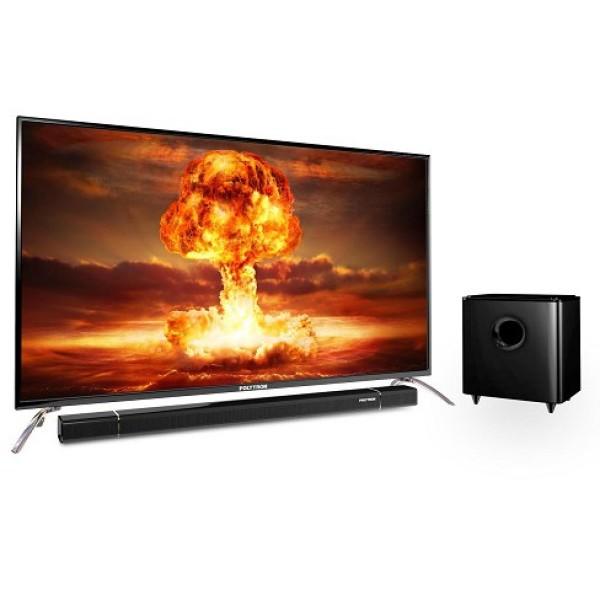 PROMO BIG SALE POLYTRON PLD40B150 Cinemax Soundbar TV LED [40 Inch] FREE ONGKIR
