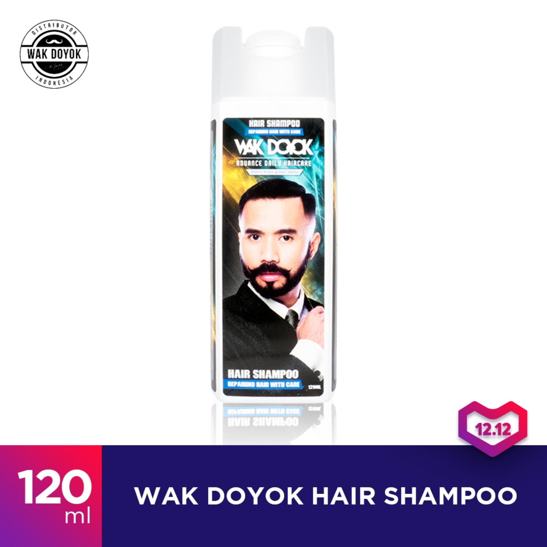 Wak Doyok Shampoo - Penumbuh Rambut