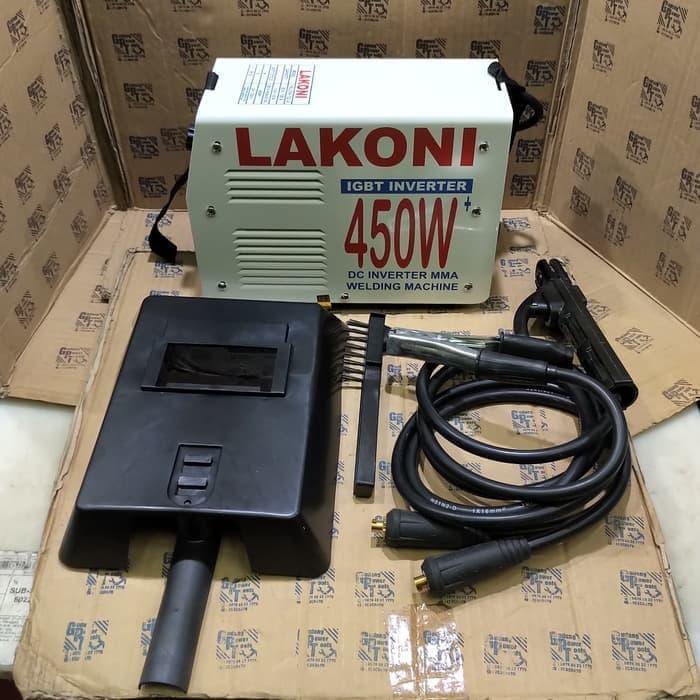 Mesin Las Inverter Igbt Travo Las 450 Watt Lakoni Murah By Jabarteknik.
