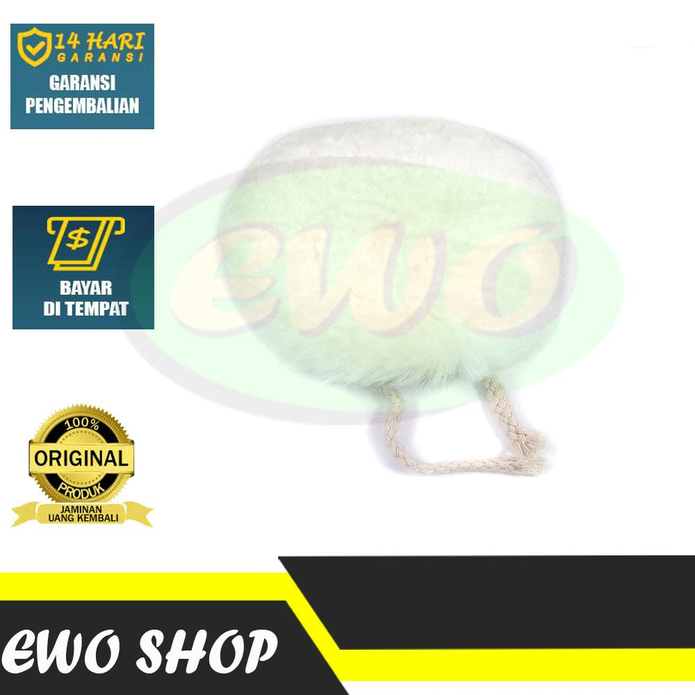 Polishing Wool 5 Refill Kain Woll Poles Mobil, Wool Polisher 5 Inch Model Ikat By Ewo Shop.