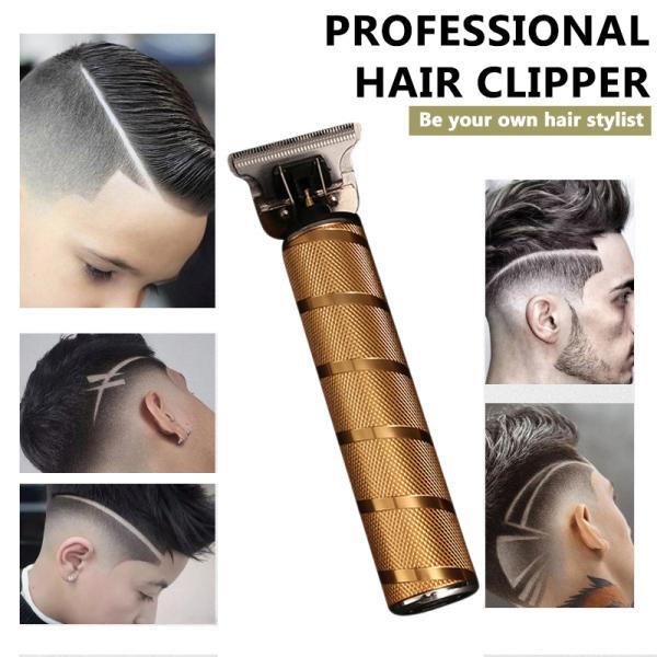 Jiuch Kemei T9 Li T-Outliner Skeleton Heavy Hitter Cordless Trimmer Men 0mm Baldheaded Hair Clipper Finish Hair Cutting Machine