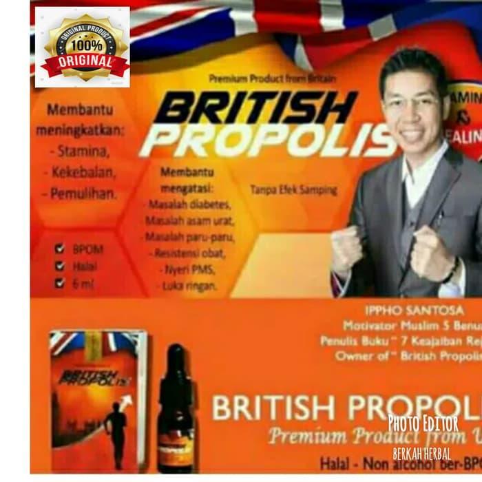 [ BISA BAYAR DI TEMPAT ] British Propolis Paket 3 dijami Asli 100% Halal 100% @ British Propolis Semarang, Agen British Propolis, Manfaat Britis / British Propolis Semarang,british Propolis,harga British Propolis Kid