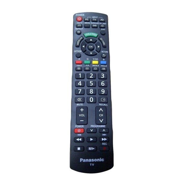 Remote Panasonic LED/LCD Series LT-180P Control Free Batterai