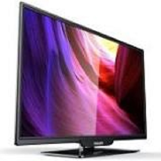 PHILIPS 32PHT4002S/70 DVB T2 TV LED - Black [32 Inch]
