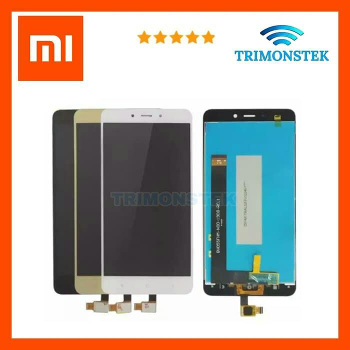 Lcd + Touchscreen Xiaomi Redmi Note 4 Original