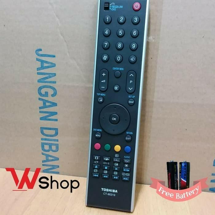 REMOT/REMOTE TV LCD/LED TOSHIBA REGZA LINK ORIGINAL