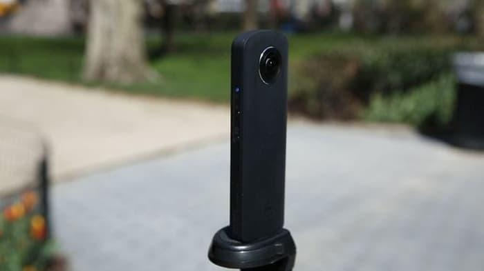Ricoh Theta S Spherical Digital Camera