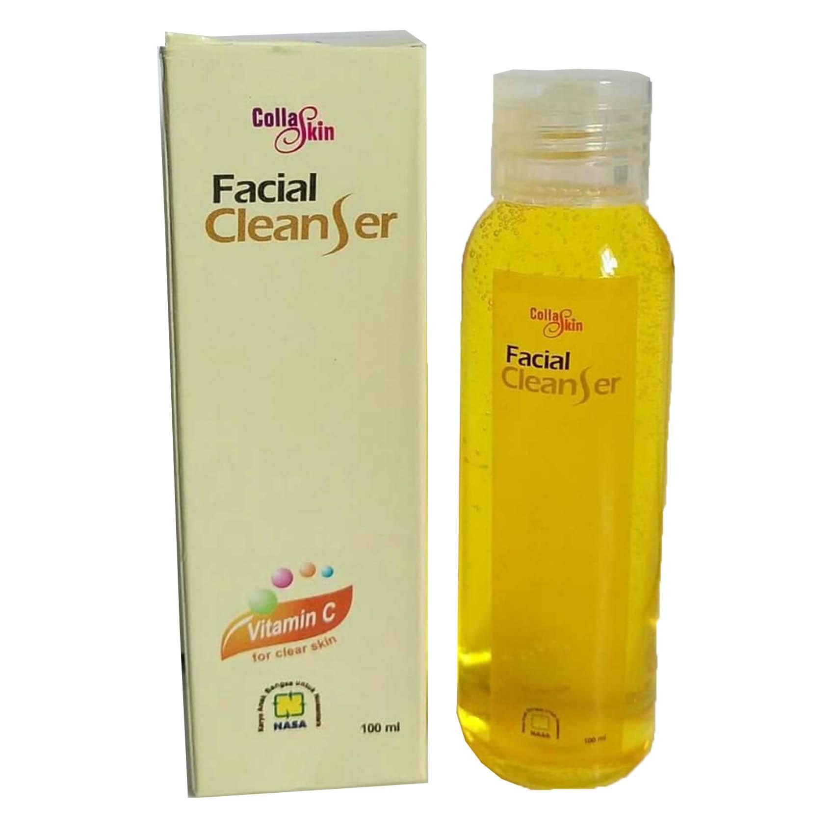 CollaSkin Facial Cleanser_