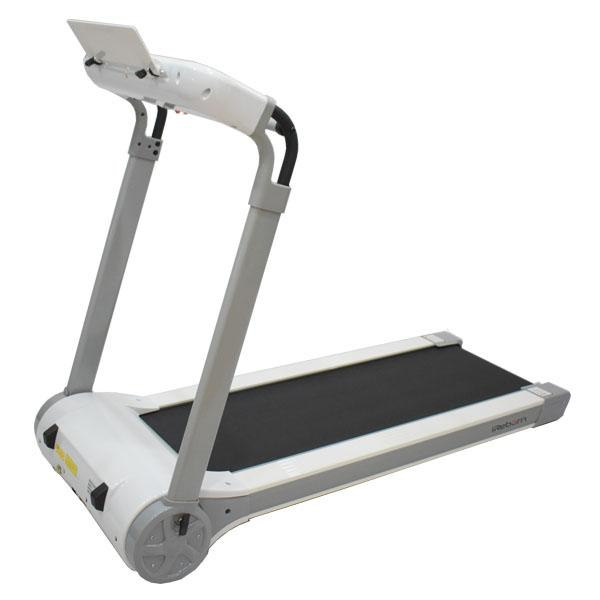 Treadmill Elektrik 1 Fungsi FS-621 Putih ( Auto Incline ) - Fitsport - Free Ongkir Sumatera