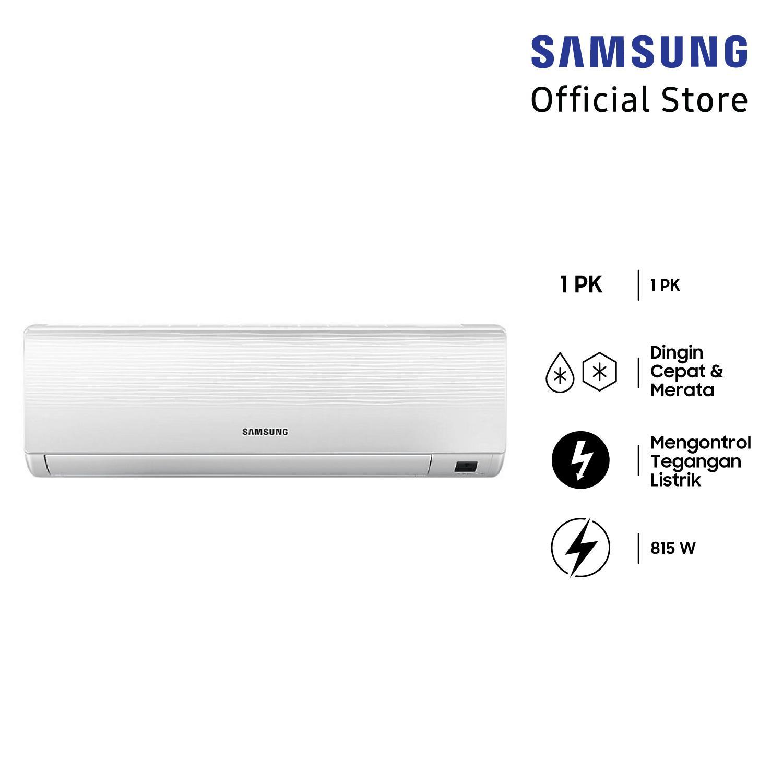 [Gratis Ongkir 10-12 Dec] Samsung AC Standard 1 PK AR09NRFLDWKNSE