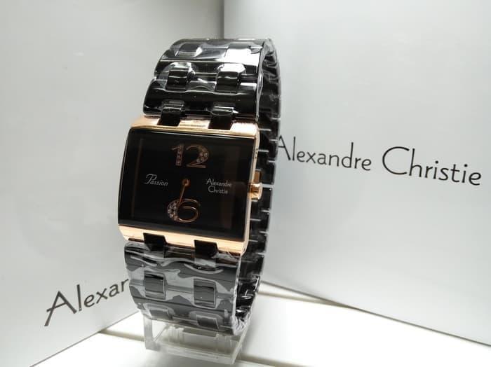 Alexandre Christie Wanita Original  Jam Tangan AC Baru Original Jam Tangan Wanita Murah Anti air original baby g terbaru branded yang lagi trend