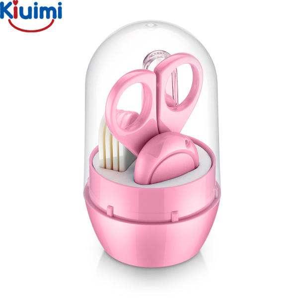 Infants Children Nail Clippers Baby Nail Clippers Set Anti-with Meat Nail Clippers Safe Scissors