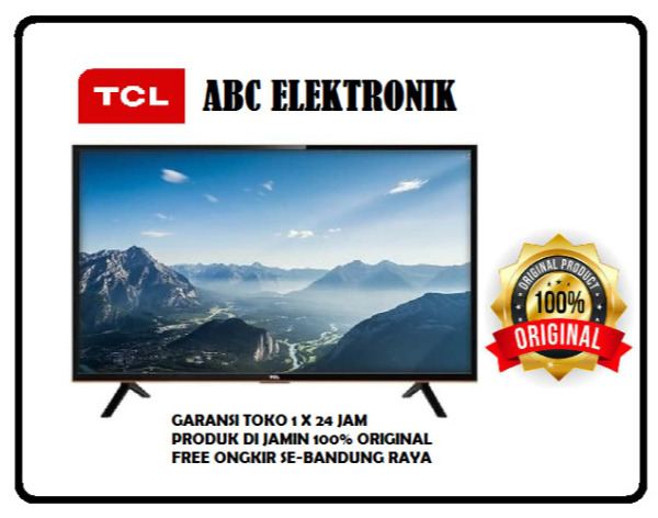 TCL LED TV 32 Inch 32D310