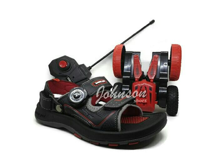 [ Johnson Shoes ] Sendal / Sandal Gunung Anak HOMY PED - FALCON 01 100% ORIGINAL Berhadiah Mobil Remote Mainan TWISTER