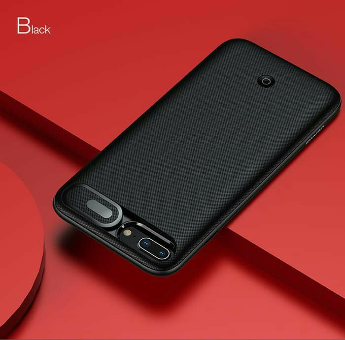 USAMS Smart Charging Power Bank Case 4200mAh for iPhone 7 Plus / 8 Plu