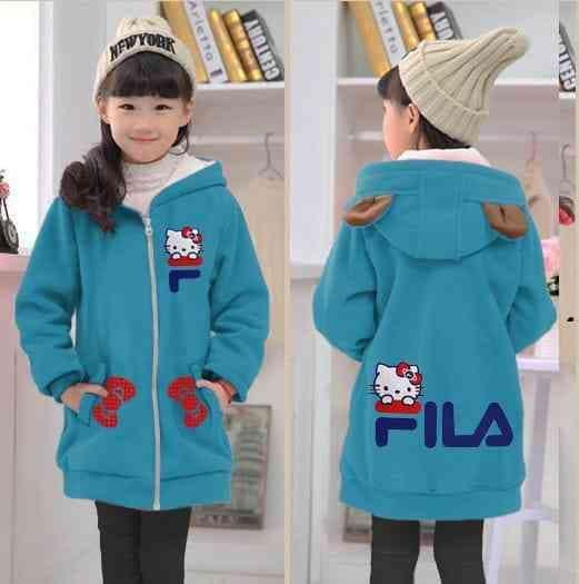 ... Turkish Abu Dan Harga Source · SALE Jaket Kid Fila Hello Kitty Turkis LO jaket anak babyterry turkis J&J