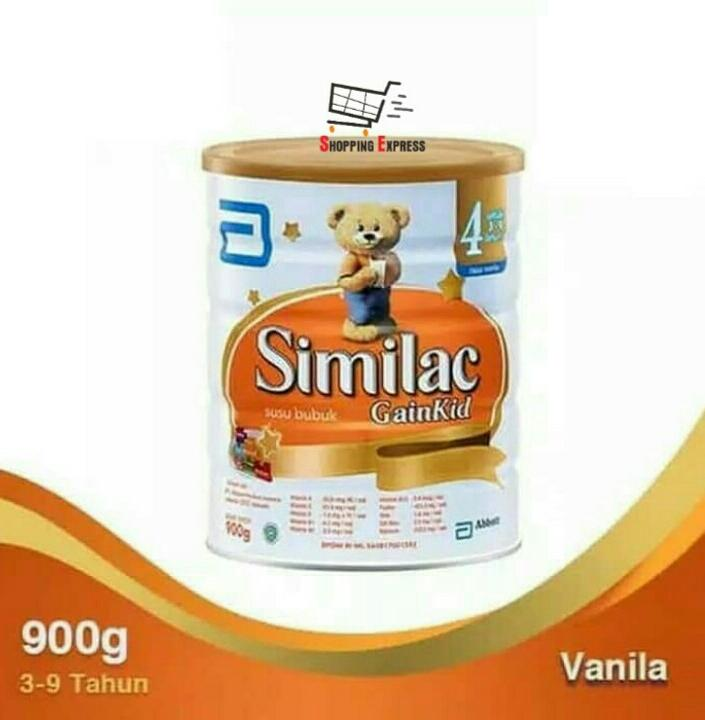 Similac Gain Kid 900 grm