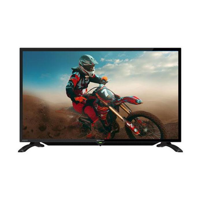 LED TV SHARP 2T-C32BA1I [32 Inch] AQUOS HD - Garansi Resmi, Original, Awet & Terjamin