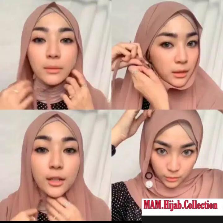 Jilbab Pashmina Tali Diamond Membeli Jualan Online Hijab Dengan Harga Murah Lazada Indonesia