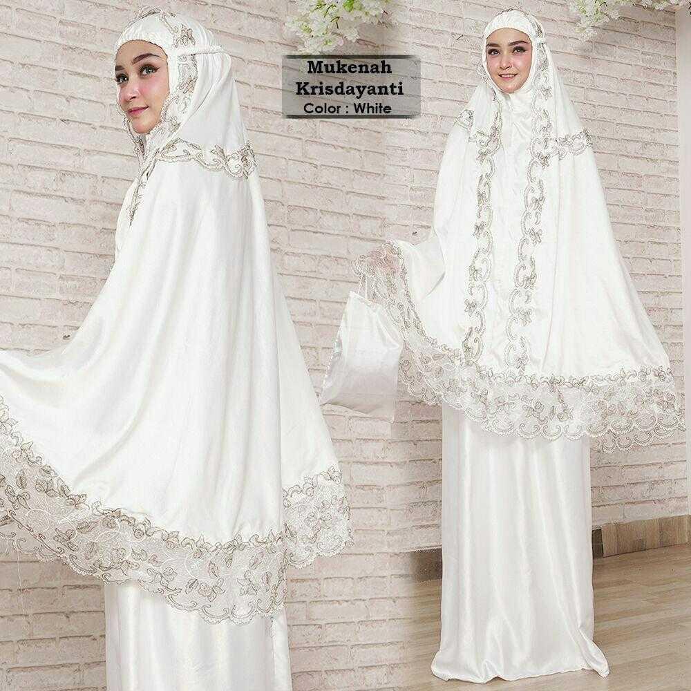 ipeh store -cod mukenah krisdayanti kd trendy sultra velvet perlengkapan shalat  dewasavelvet super mukena bali mukenah satin mukenah dewasa jumbo/best seller  hijab wanita trendyt terkini baju muslim i