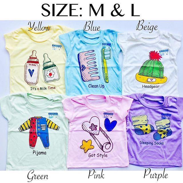 KAOS OBLONG ANAK M dan L baju anak grosir baju bayi grosir kaos harian anak  babeebabyshop 770a6ca82d