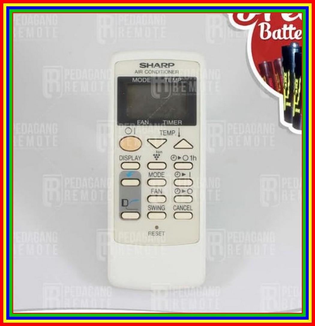 Remot Remote AC Sharp Crmc-A791Jbez Ori Original