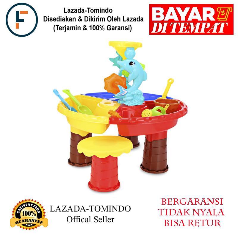 Tomindo Mainan Meja Pasir Sand Water Table 9827 / Mainan Anak / Mainan Edukasi By Tomindo.