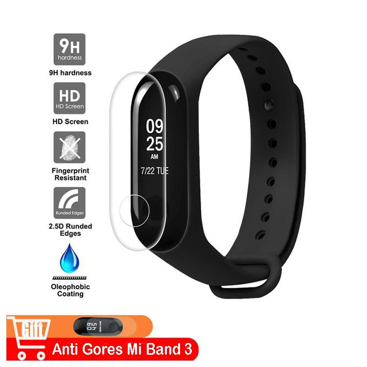 Anti Gores / Screen Guard Mi Band 3 By Pdajakarta.
