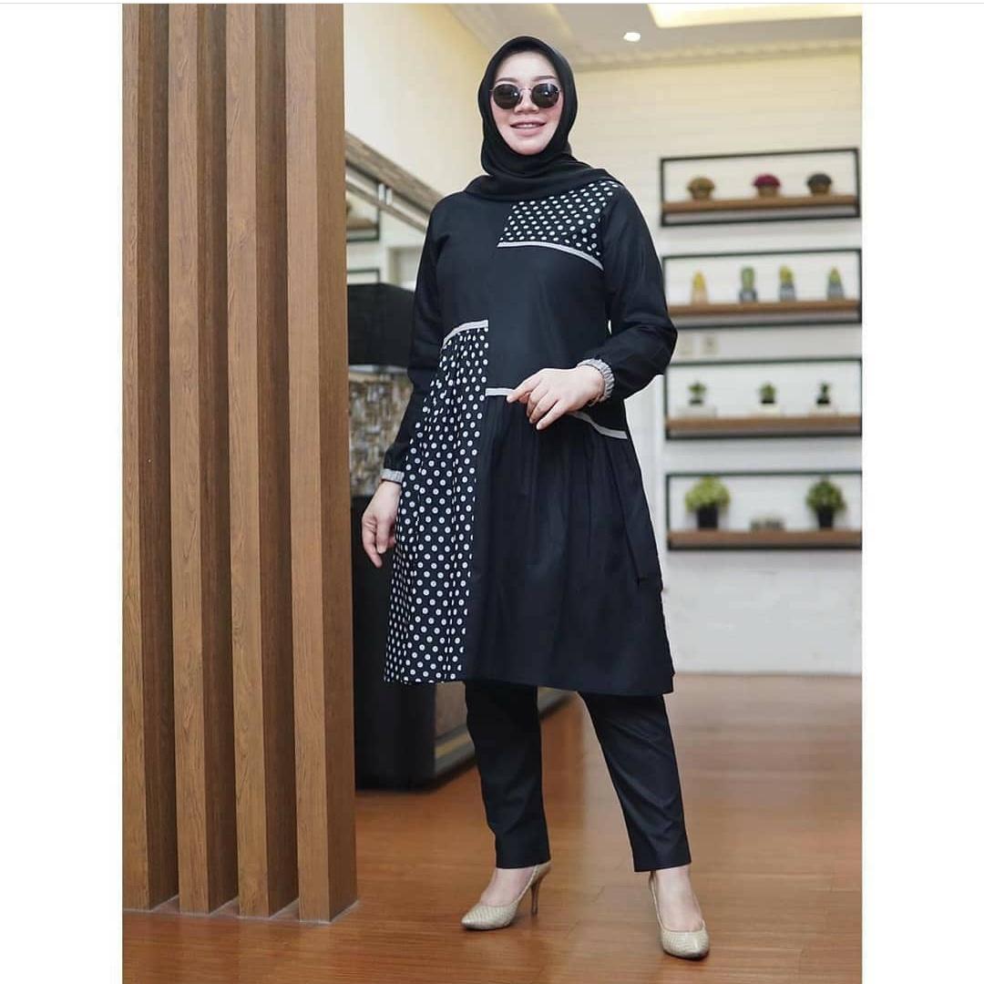 Asyla Store Naura Set Model Baju Gamis Wanita Hamil Dres Anak Anak Remaja Perempuan Syari Terbaru 2020 Modern Kekinian Gaun Termurah Keren Lazada Indonesia
