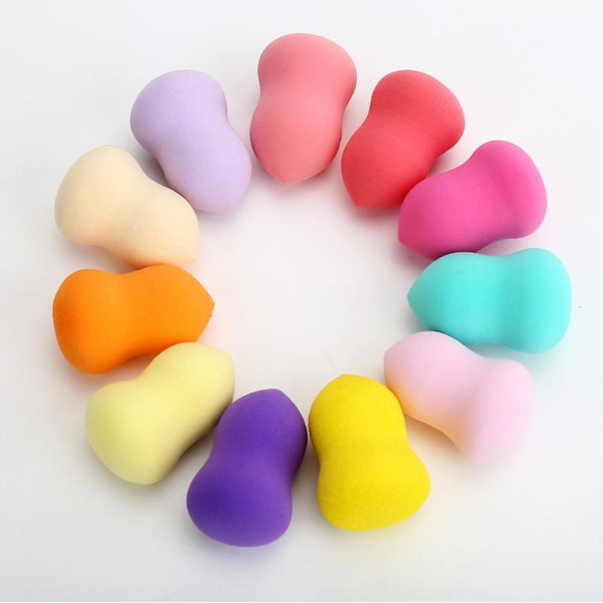 Spons Make UP Spon Sponge Muka Egg Beauty Blender BELI Grosir, Gratis Ongkir!