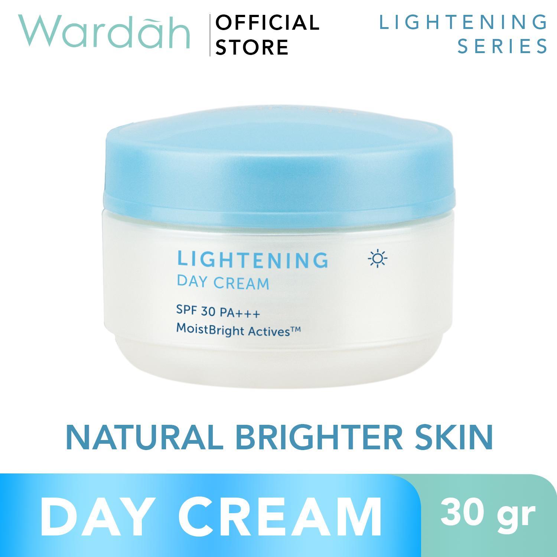 MURAH WARDAH Lightening Day Cream 30 gr - Krim Wajah ...