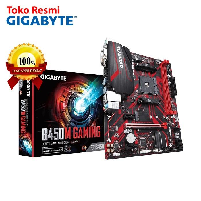 Gigabyte Motherboard mATX Socket AM4 2 x DDR4 [B450M GAMING]