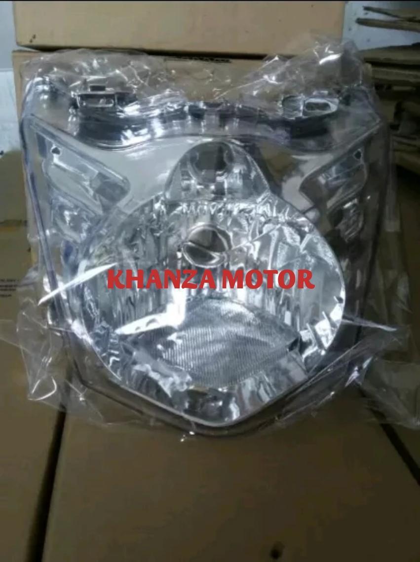 Reflektor Lampu Depan Honda Beat Karbu