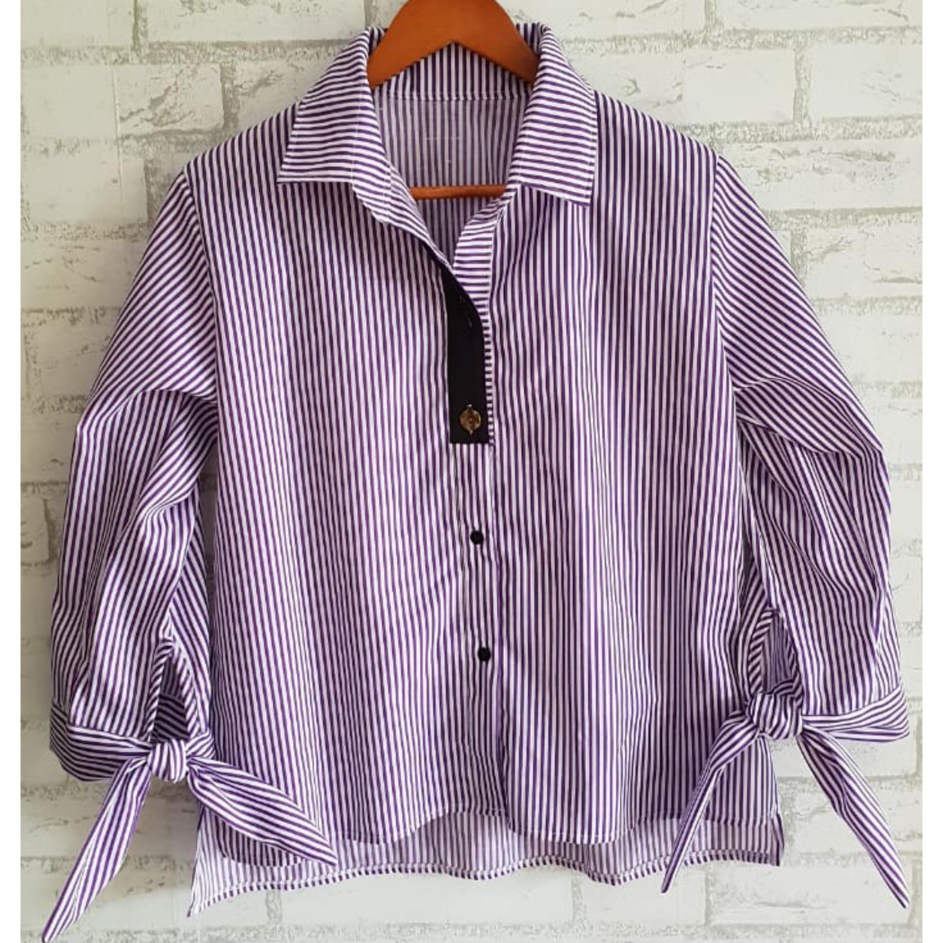 Suki - Kemeja Wanita   Atasan Jumbo Wanita   Shirt   Kemeja Wanita Electaa  LVL 575206e64f
