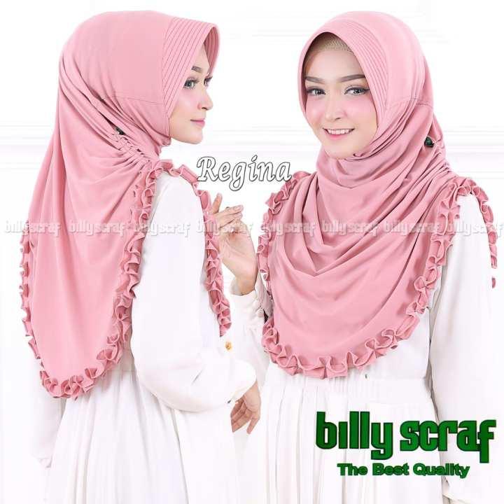 Hijab/Jilbab Instan Model Bergo terbaru termurah dan