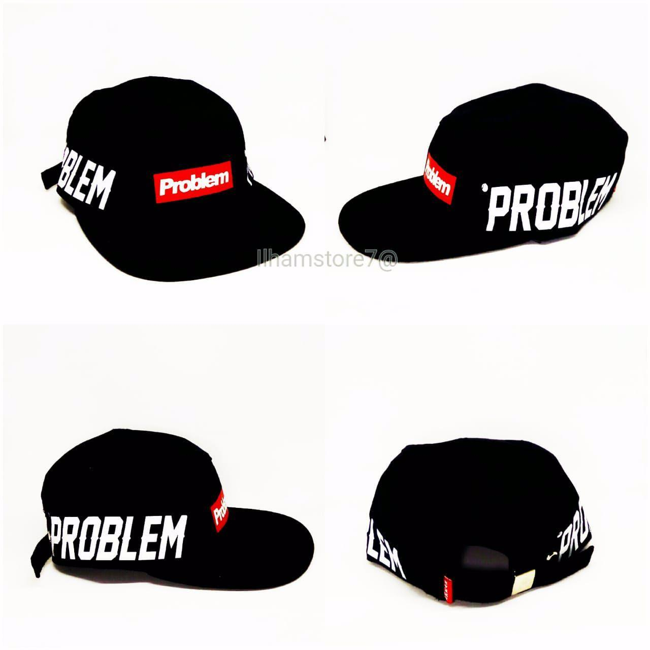 Topi distro pria topi snapback Rappel premium new model style fashion and  modis Topi 65d04a19b9