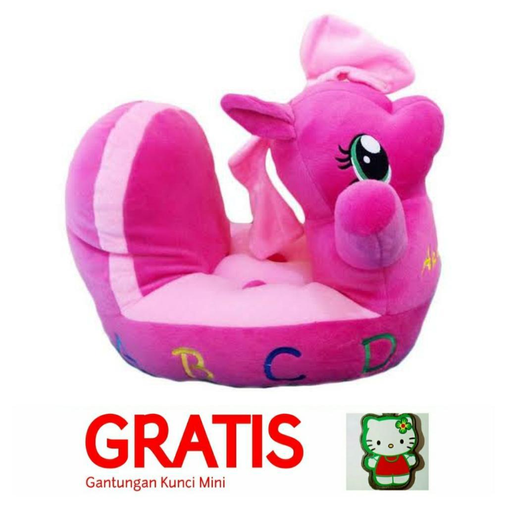Family Boneka Sofa Odong-Odong Pony Pink 958998492a