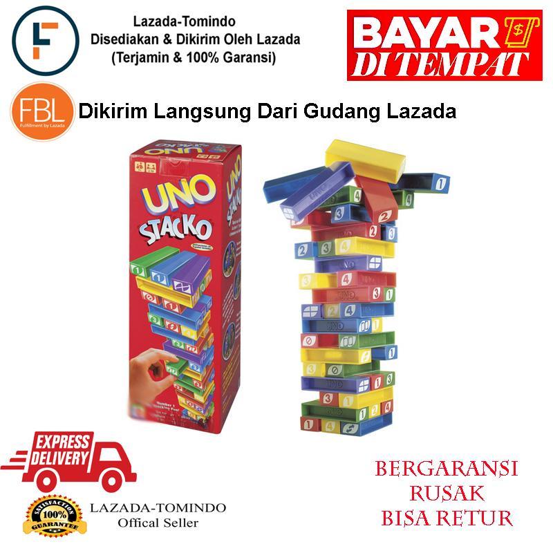 Mainan Anak Uno Stacko (GRATIS ONGKIR + GARANSI) / mainan anak / mainan edukasi