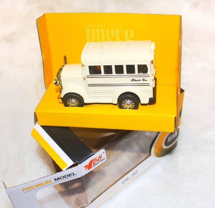 Diecast Classical Bus My66 By Babyboo_mlg.