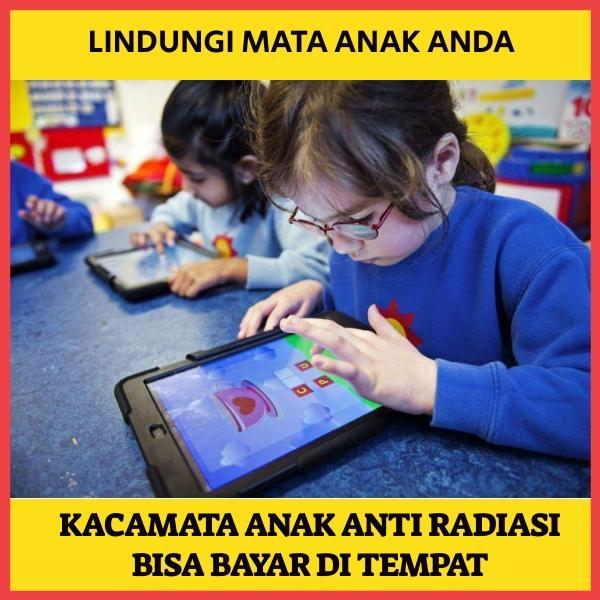 Kacamata Anak Anti Radiasi - Kacamata Anti Radiasi Anak - Kacamata HP Anak - Kacamata Baca Anak - Kacamata Komputer Laptop - Kacamata Kesehatan Anak - Kacamata Anak Bebas Radiasi - Kacamata Anak Anti Minus - Kacamata Anak Terlaris Best Seller
