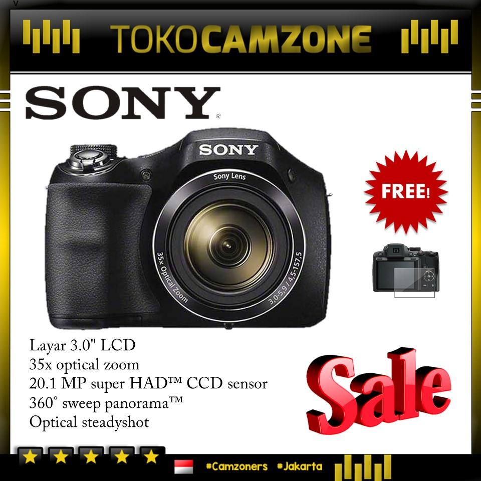 Sony Dsc-H300 (free Screenguard Terpasang) By Tokocamzone.