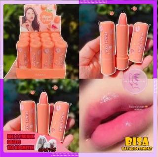 [GRATIS ONGKIR] BR BEAUTY STORE - LIPBALM TANAKO PEACH SODA MAGIC LIPBALM Lip Blam Peach Soda lipstik murah COD thumbnail