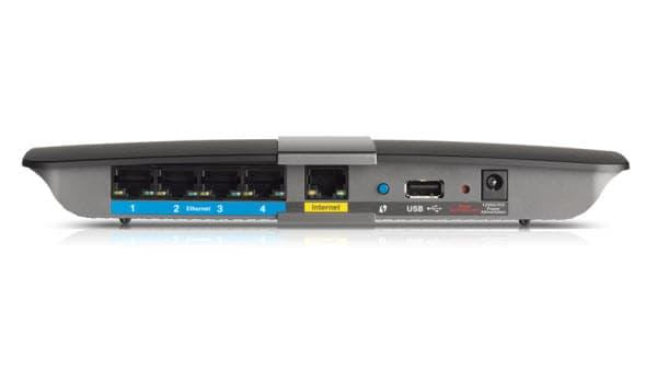 Linksys EA4500-AP Dual-Band N900 Router with Gigabit and USB