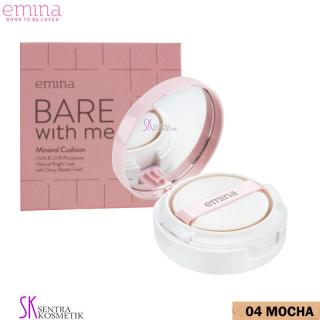 EMINA Bare With Me Mineral CUSHION - 04 MOCHA thumbnail